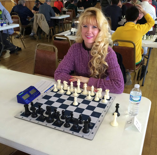 Woman at Parma Open